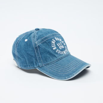 Being Human Embroidered Cap