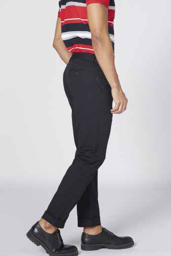 Bossini Full Length Trousers with Pocket Detail