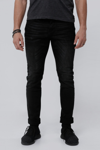 Sustainability Lee Cooper Full Length Jeans with Pocket Detail