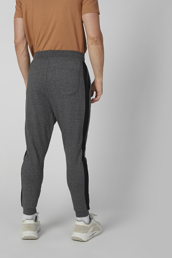 Sustainable Plain Jog Pants with Pocket Detail and Drawstring