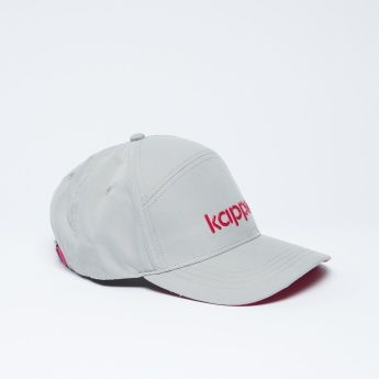 Kappa Printed Cap with Adjustable Slide Closure