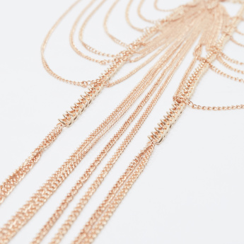 Multilayer Bodychain with Lobster Clasp