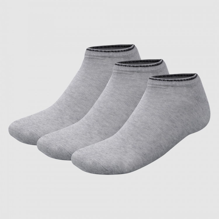 Ankle Socks - Set of 3