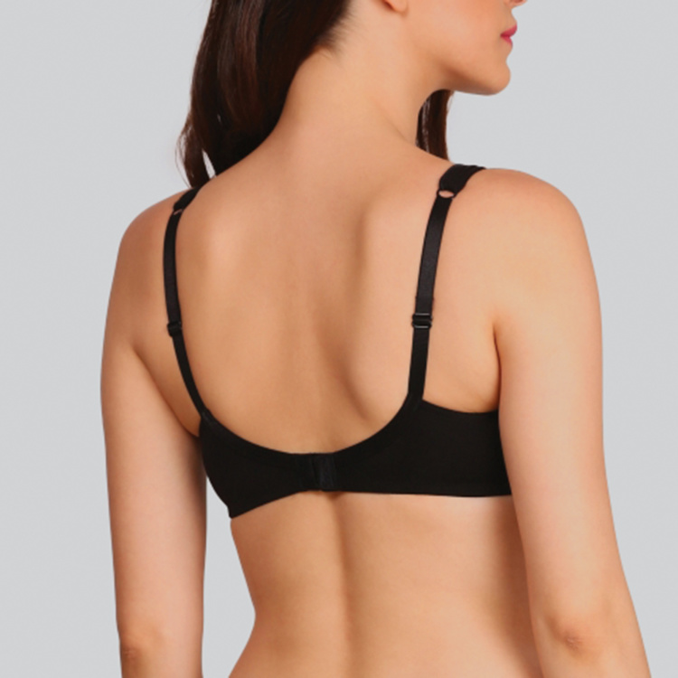 Jockey Plain Bra with Hook and Eye Closure