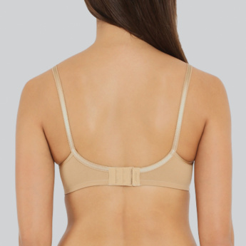 Jockey Non-Padded Bra with Hook and Eye Closure