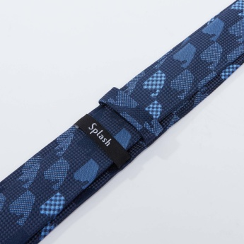 Textured Regular Necktie