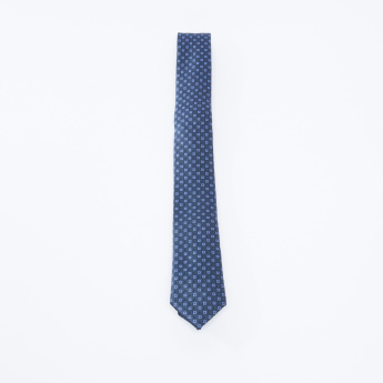 Textured Tie in Regular Cut