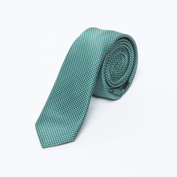Structured Tie with Keeper Loop