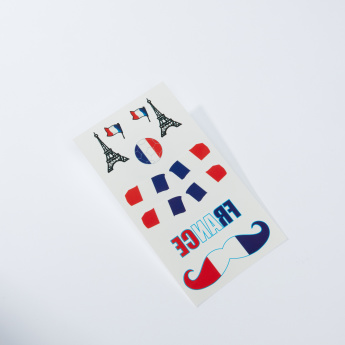 France Temporary Tattoos