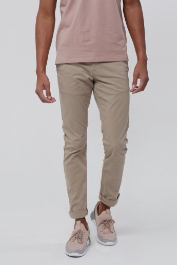 Full Length Chinos in Slim Fit